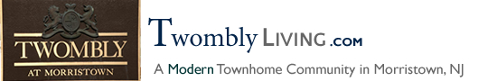 Twombly in Morristown NJ Morris County Morristown New Jersey MLS Search Real Estate Listings Homes For Sale Townhomes Townhouse Condos   Twombly at Morristown